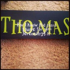 Last name wood sign with saying by BelAmour28 on Etsy, $18.00