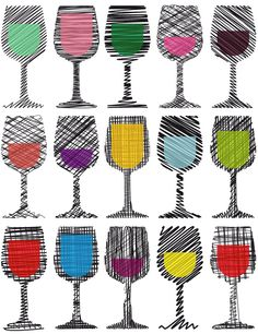 Art and Wine Festivals - It's summer.  Must be one in your area soon!