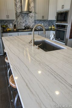 Supreme Kitchen Remodeling Choosing Your New Kitchen Countertops Ideas. Mind Blowing Kitchen Remodeling Choosing Your New Kitchen Countertops Ideas. Outdoor Kitchen Countertops, Kitchen Countertop Materials, Concrete Countertops, Recycled Countertops, White Quartzite Countertops, Countertop Decor, Kitchen Counters, Kitchen Islands, Kitchen Tiles