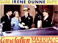 Consolation Marriage - 1931