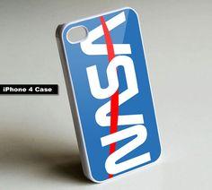 NASA Logo - iPhone 4 Case, iPhone 4s