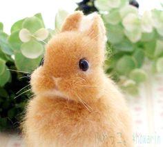 フェルトウサギ