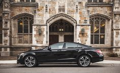 2015 Mercedes-Benz CLS400 4MATIC - Photo Gallery of Instrumented Test from Car and Driver - Car Images - Car and Driver