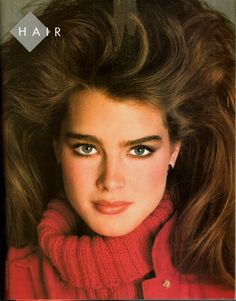 Brooke Shields began her career as a model in at the age of 11 months. Her first job was for Ivory Soap, shot by Francesco Scavullo. Brooke Shields Jovem, Brooke Shields Young, Covergirl Makeup, Original Supermodels, Le Jolie, Classic Beauty, Beautiful Eyes, Pretty Face, My Idol