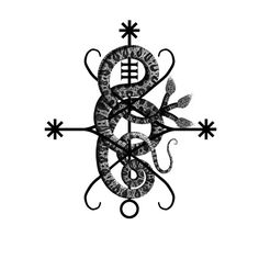 """qedavathegrey: Seal of the Three-Headed Serpent Life 