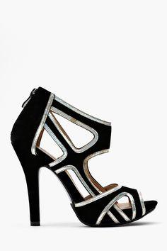 Futura Platform Heel