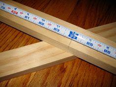 Dawning Dreams Blog: DIY 7' Triangle Loom or TriLoom, for short