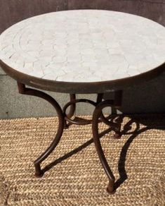 Mosaikbord – SPITI Outdoor Tables, Outdoor Decor, Outdoor Furniture, Home Decor, Mosaic, Interior Design, Home Interior Design, Yard Furniture, Garden Furniture