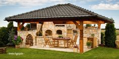 New backyard grill area outdoor pizza ovens 39 Ideas