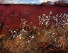 "art-is-art-is-art: "" Thistles, John Singer Sargent """