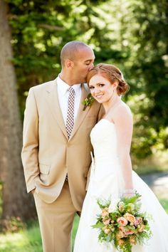 Gorgeous NFL wedding: http://www.stylemepretty.com/2015/01/29/favorite-nfl-weddings/