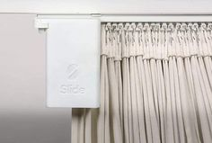 Slide, para automatizar las aperturas y cierres de las cortinas habituales