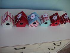 DIY Birdhouse Boxes