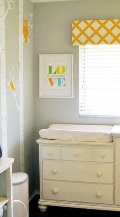 Digital Kids wall art  Printable LOVE print  by ModGenesDesigns