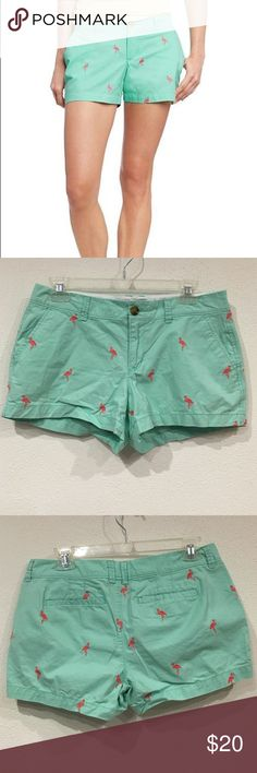 ‼️On Sale‼️ Old Navy flamingo shorts Excellent condition. No trades. - Old Navy Shorts