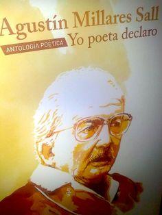 Agustín Millares Sall #DiadelaPoesia