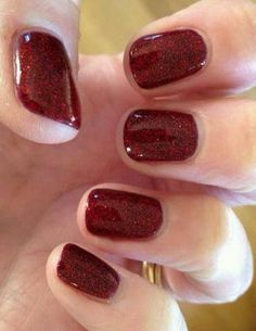CND Shellac - Ruby Ritz over Rock Royalty