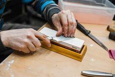 Messer selber schärfen | Daniel Laqua Worth It