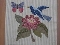 Needles, Sticks and Hooks - Caswell Quilt