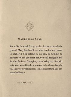 Lang Leav on - Beautiful Woman Quotes Pretty Words, Beautiful Words, Poem Quotes, Life Quotes, Star Quotes, Quotes About Stars, Lang Leav Quotes, Quote Aesthetic, Woman Quotes