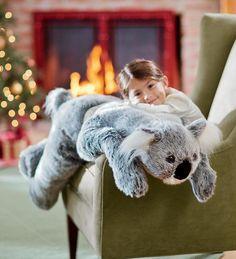 Oversized Koala Body Pillow | Her Birthday