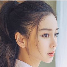 Angelababy couple is expecting first child Korean Beauty, Asian Beauty, Prity Girl, Non Blondes, Angelababy, Cute Beauty, Beautiful Asian Women, Girl Face, Pretty Face