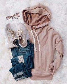 cute and comfy outfits Cute Comfy Outfits, Cute Outfits For School, Cute Casual Outfits, Simple Outfits, Outfits For Teens, Stylish Outfits, Fall Outfits, Summer Outfits, Shop This Look Outfits