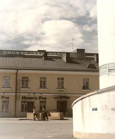 Helsinki center in May 2013