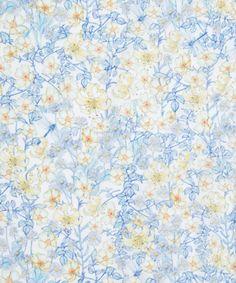 Liberty Art Fabrics Mrs Monroe C Tana Lawn Cotton