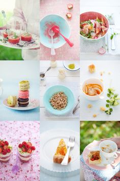 Cannelle et vanille! Gluten-free baking at its finest. She's created a lovely website and book.