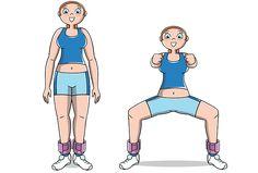 Gli esercizi per interno coscia che puoi fare a casa per rassodare le gambe e avere muscoli più tonici: allenati con Melarossa!