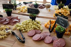 Appetizer tables Wedding 2015, Our Wedding, Appetizers Table, Tables, Dairy, Cheese, Food, Mesas, Eten