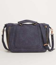 84810726488e Violet Ray Faux Suede Purse - Women s Accessories in Midnight Blue