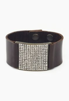Gift Ideas: Cool Gifts for Men, Women and Kids Unique Gifts For Men, All Gifts, Gifts For Women, Love Bracelets, Leather Cuffs, Black Diamond, Passion For Fashion, Jewelery, Bling