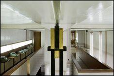carlo scarpa @ olivetti showroom - venice [1957 - 1958] #18   by d.teil
