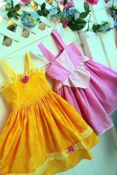 YOU CHOOSE ONE Princess Gown Dress Sundress by boutiqueolliegirl
