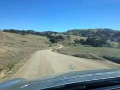 W210 E36 AMG, near Lithgow New South Wales; backroad heading south