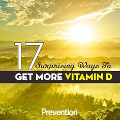 Are you getting enough vitamin D? Probably not. Learn how to change that.
