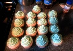 Monster Energy Drink cupcakes Recipe -  How are you today? How about making Monster Energy Drink cupcakes?
