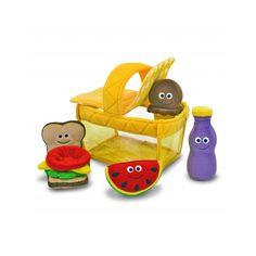 Brinquedo Infantil Cesta de Piquenique de Pelúcia Melissa & Doug - Brinquedos - Bebês e Infantil