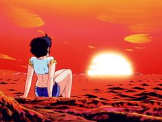 Animated gif shared by ༄𝓛𝓾𝔁𝓫𝓵𝓸𝓸𝓶࿐ྀུ. Find images and videos about gif, beach and sunset on We Heart It - the app to get lost in what you love. Vaporwave Gif, Sunset Gif, Beach Cartoon, First Youtube Video Ideas, Nostalgia Art, Sky Anime, Otaku, Dream Anime, Aesthetic Gif