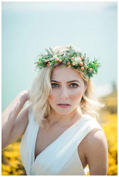 Bohemian Styled Editorial Photoshoot in Killiney Hill, Dublin Wedding Photoshoot, Wedding Shoot, Wedding Bride, Bride Photography, Irish Wedding, Real Weddings, Bohemian, Elegant, Dublin