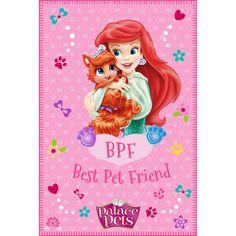 Manta polar Ariel Treasure Palace Pets Disney - OcioStock - Online ... Disney Princess Ariel, Little Princess, Little Girl Rooms, Little Girls, Princess Palace Pets, Princess Room, Manta Polar, Ariel The Little Mermaid, Disney Characters