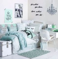 99 Awesome And Cute Dorm Room Decorating Ideas (18)