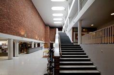 Jyvaskyla University / Alvar Aalto