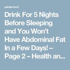Burn fat easily