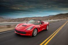 The sensation of the car and the driver over 200 mph Chevrolet Corvette Stingray Z51 | MyCarzilla | Car News, Car Review and Modification