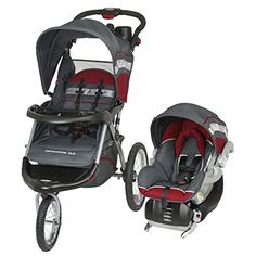 Baby Trend Expedition Jogger Travel System, Baltic