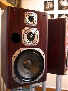 Yamaha speakers NS-30X Custom by Kdesign
