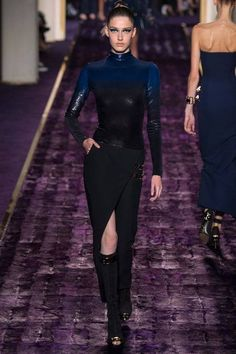 Atelier Versace | Fall 2014 Couture Collection | Style.com